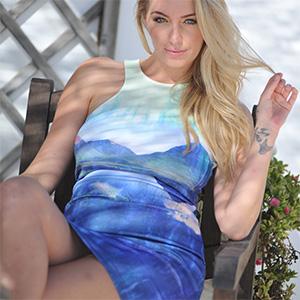 Hayley Marie Coppin Nude Vacation Girlfolio