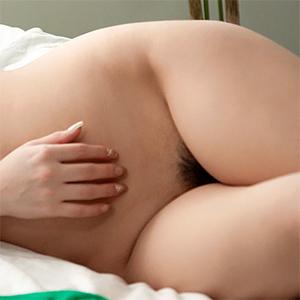 Hitomi Tanaka Asian Curves and Bush