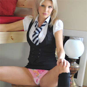 Holly Newberry Naughty Student