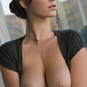 Holly Michaels Upclose Breasts