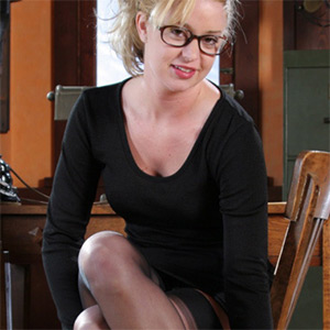 Holly Morgan Intern Office Fantasy