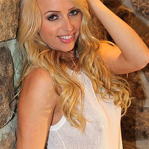 Holly Gibbons White Dress