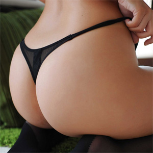 Ivy Nedkova Hot Thong
