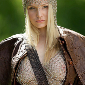 Izlee Chainmail Bare Maiden