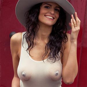 Jade Busty Dutch Playmate