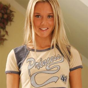 Jana Horova Cute Blonde Model
