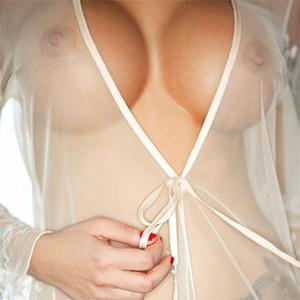 Jennie Reid See Thru Robe