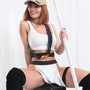 Jeny Smith Cosplay Girl
