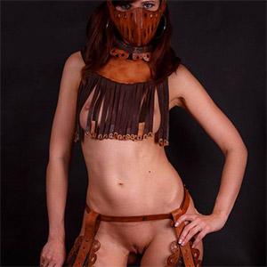 Jeny Smith Second Skin Cosplay