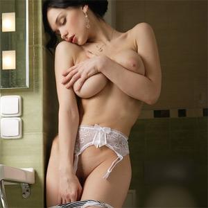 Jenya Naughty Bathroom