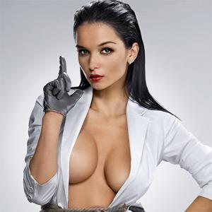 Jenya Playboy Girl