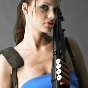 Jillian Resident Evil