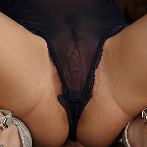 Jocelyn Kelly Sheer Wet Panties Zishy