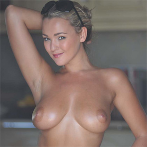 Jodie Gasson Black Thong
