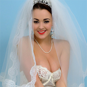 Jodie Gasson Bride To Be
