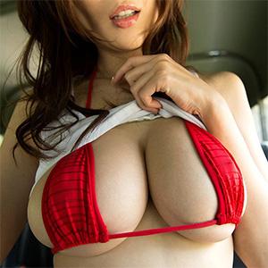 Julia Boin Perfect Red Bikini Girl