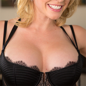 Kagney Linn Carter Strips Down To Her Smile