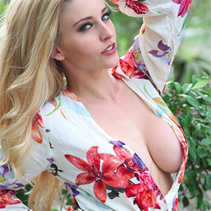 Kari Nautique Busty Blonde Just For You