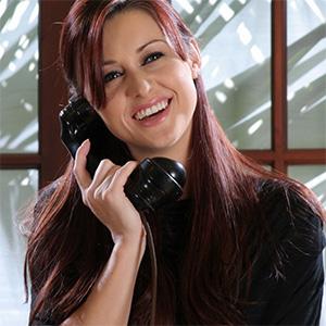 Karlie Montana Answering Phones Office Fantasy