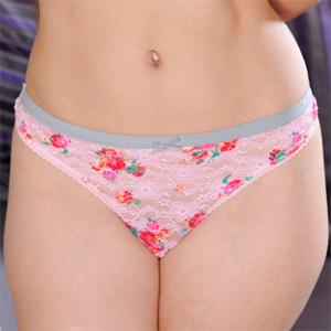 Karoline Ray Pink Panties