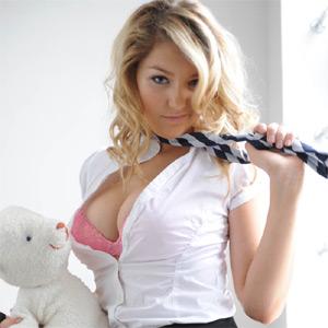 Kate Stroud Schoolgirl