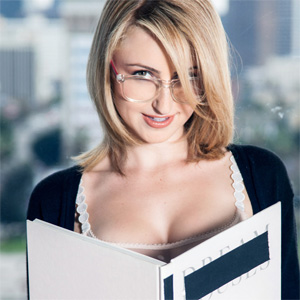 Katherine Claire Bombshell Playboy