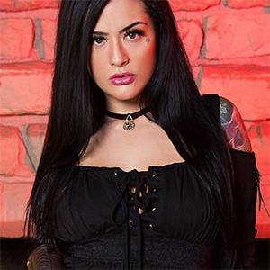 Katrina Jade In The Witcher XXX Parody