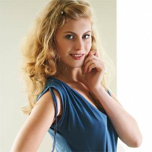 Katsia Strawberry Blonde