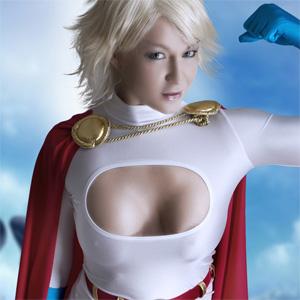 Kayla Superhero