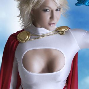 Kayla Parallel Universe Cosplay Erotica