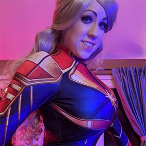 Kayla Kiss Has Super Powers