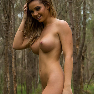 Kimberley Nature Nude Muse