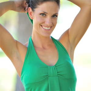 Kirsten FTV Green Fun