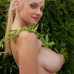 Kristina A Nature Goddess