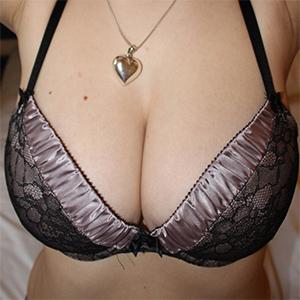 Lady B Bedroom Boobs
