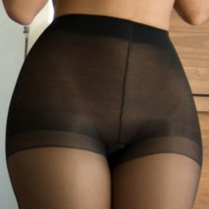 Laura Dore Just Stockings