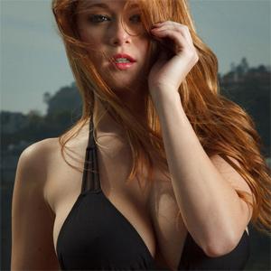 Leanna Decker Bikini Playboy