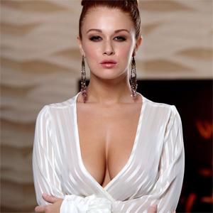Leanna Decker White Dress