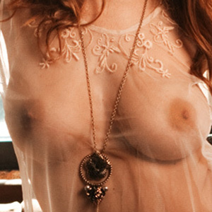 Leanna Decker Sheer Top Cowgirl