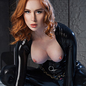 Lenina Crowne Black Widow VR Cosplay X