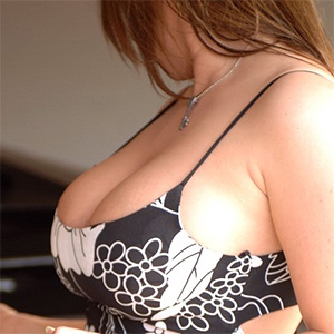 Lillian Extremely Busty Around Town