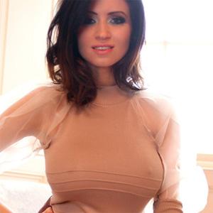 Lilly Roma No Panties Dress