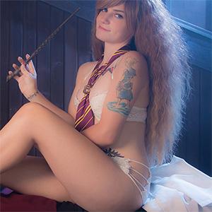 Lily Rose My Geek Goddess