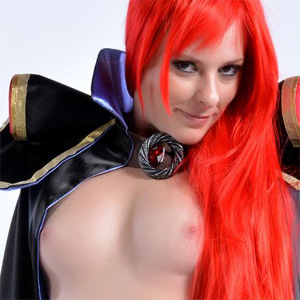 Lina Inverse Cosplay