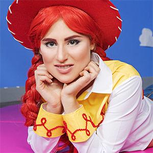 Lindsey Cruz Toy Story XXX Cosplay
