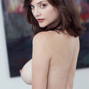 Lisa Kate Perfect Breasts Playmate