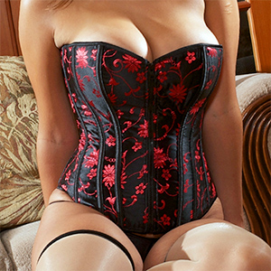 Lita Lenee Corset Boobs