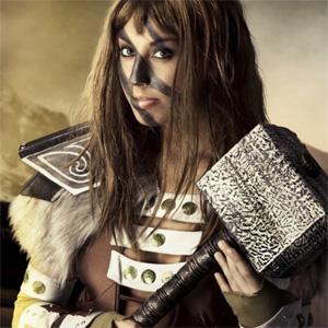 Liuna Dragon Slayer Cosplay