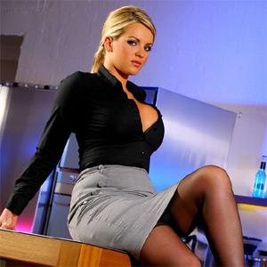 Louise Porter Sexy Secretary