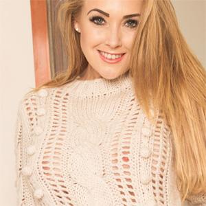 Lucy Anne White Romper Hayleys Secret